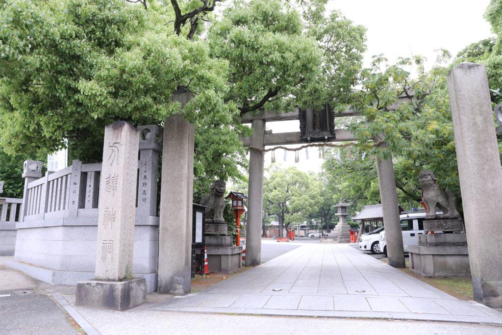 フォトマインズ七五三参り方違神社