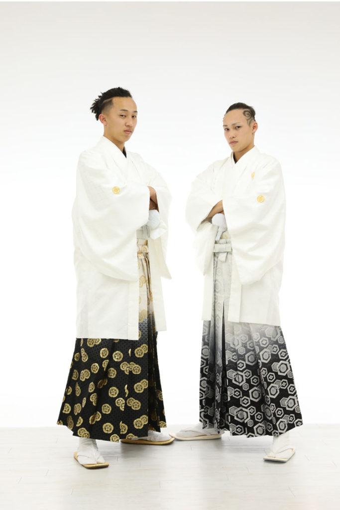 成人袴 男性袴