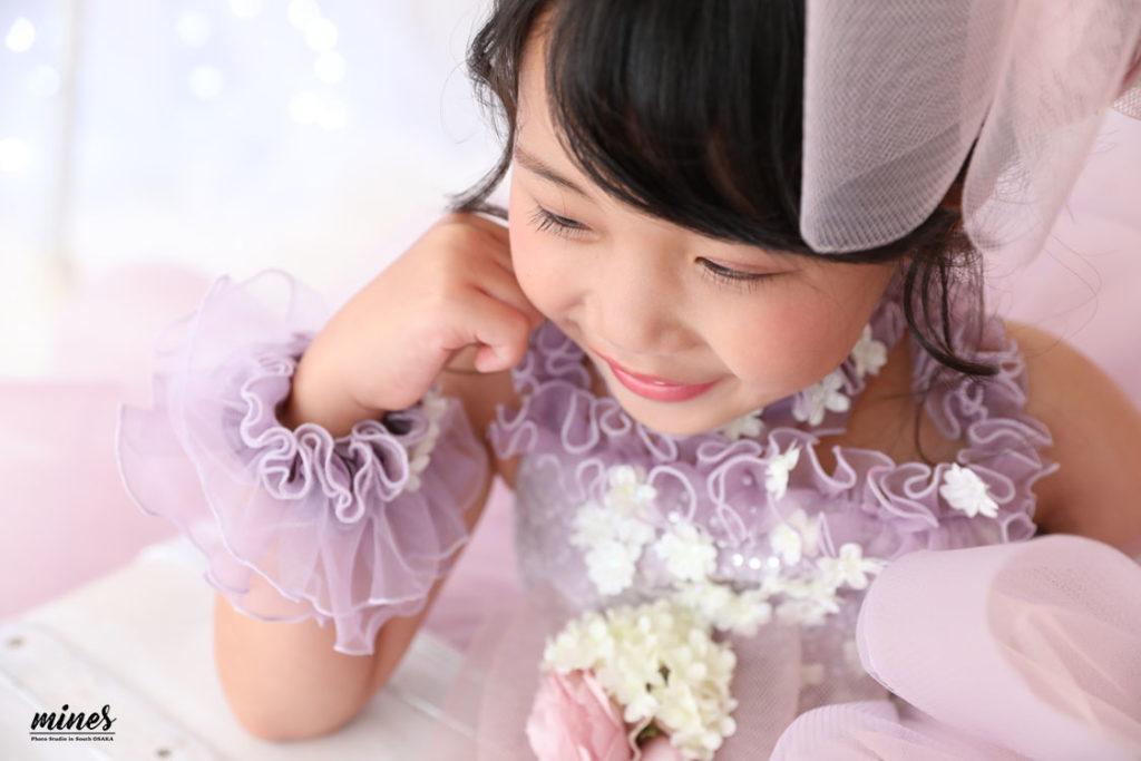 7歳女の子洋装ドレス